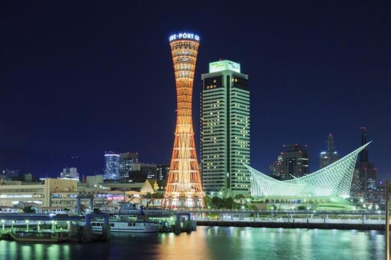 これぞ神戸の夜景!