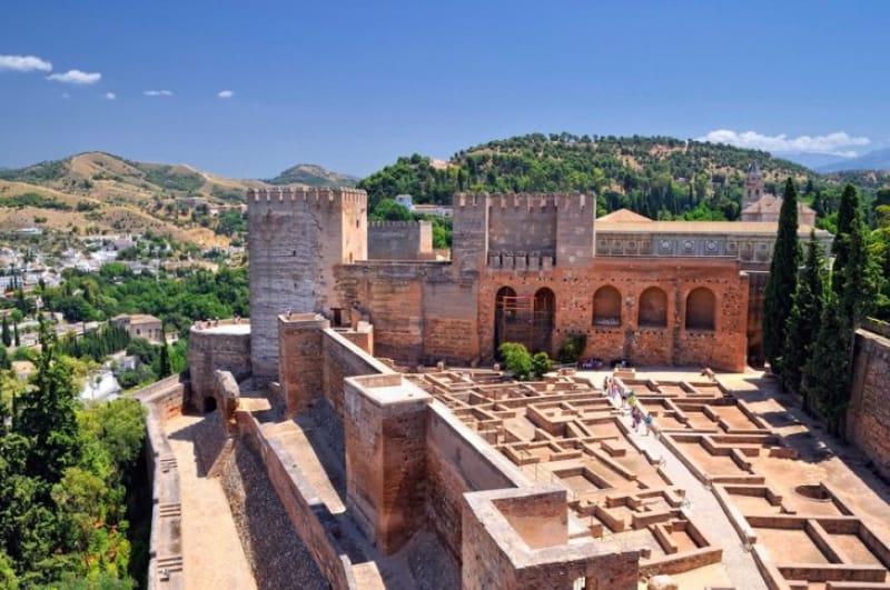難攻不落の要塞 アルカサバ