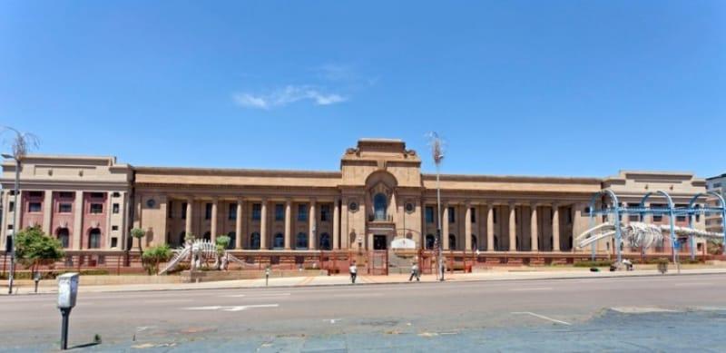 アフリカの自然と歴史を知ることができる ディトソング自然史国立博物館
