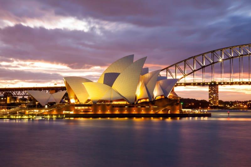 6位 オーストラリア/シドニー・オペラハウス