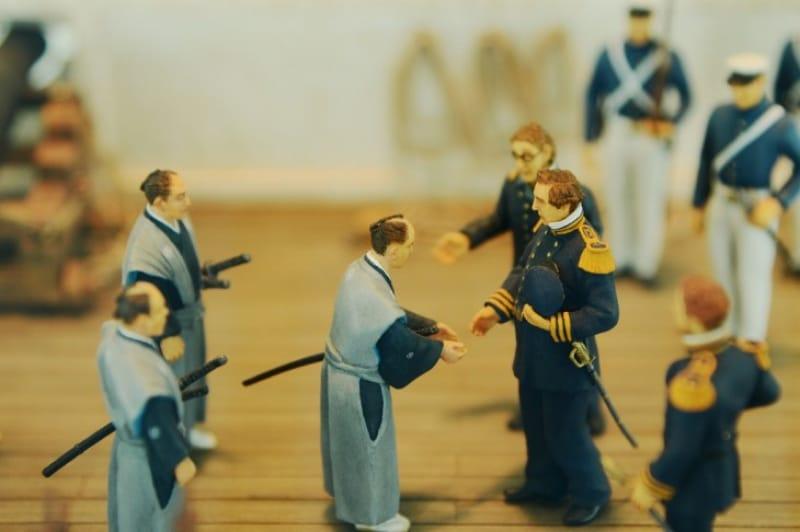 日本に不利な「日米修好通商条約」