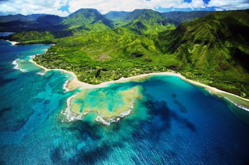 ハワイの誕生