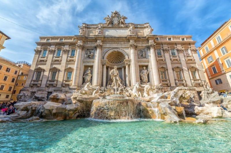 ローマ1日観光のモデルコースはこう!
