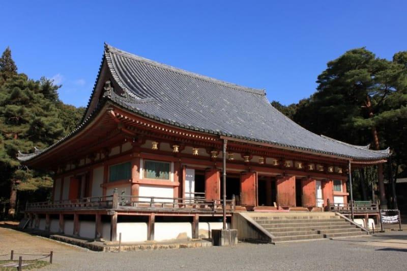 (3)醍醐寺の中心「金堂」