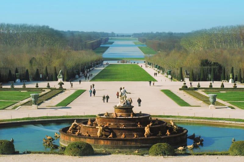 12位 フランス/ヴェルサイユの宮殿と庭園