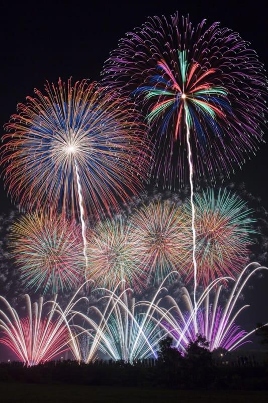 「夏」の見どころといえば、「鬼怒川温泉夏の花火」