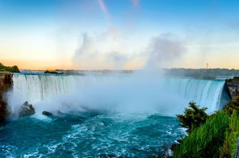 その2 「ナイアガラの滝」で大自然の迫力を感じる