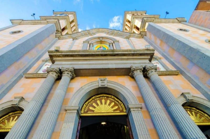 景観ランキングその① たくさんの巡礼者が訪れる大聖堂