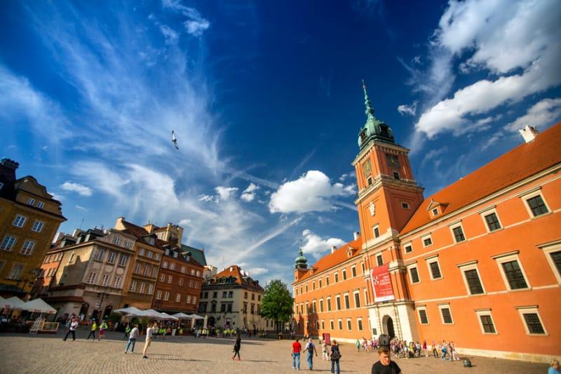 ワルシャワへの首都移転以前のポーランドの歴史