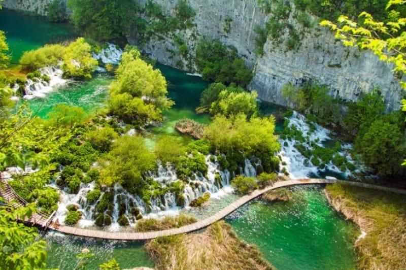 プリトヴィツェ湖群国立公園ってどんなところ?