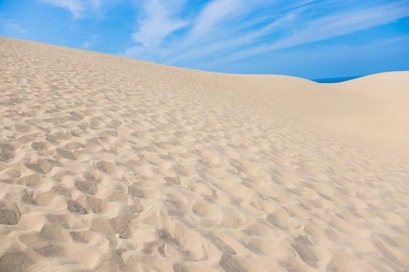 鳥取砂丘って?