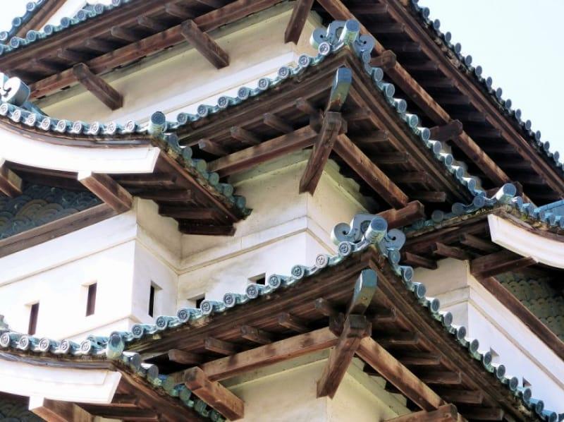 「弘前城」に残る江戸時代の面影