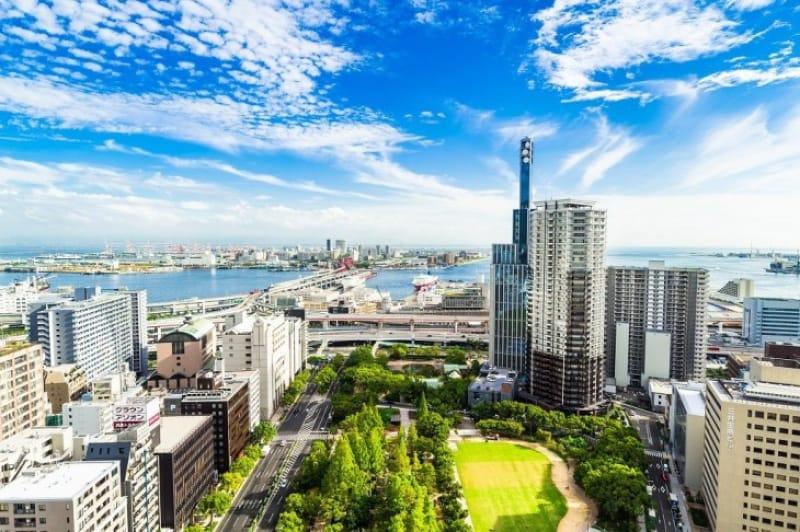 開港150年を迎える神戸港