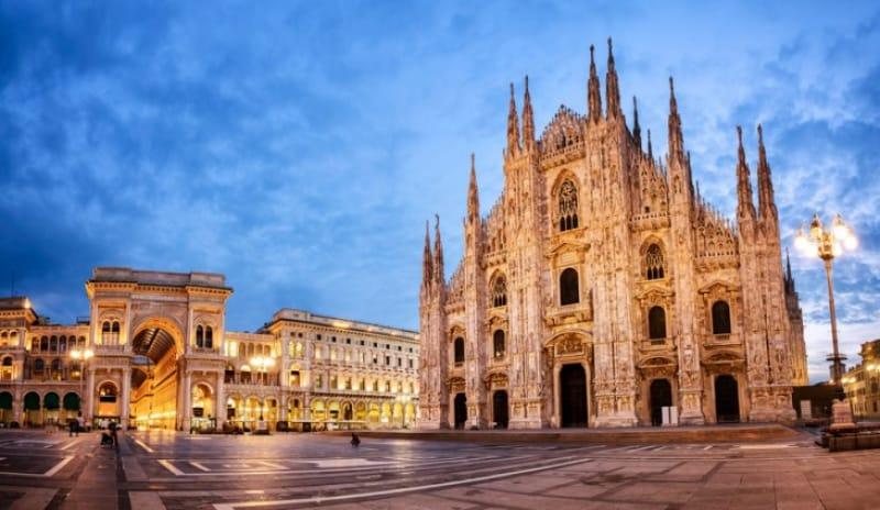 ミラノの象徴!堂々たるゴシック建築「ドゥオーモ」
