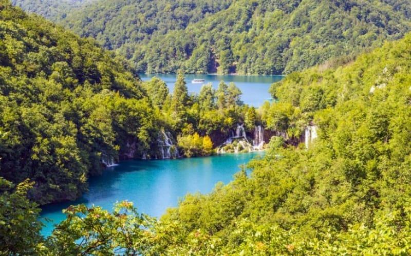 プリトヴィツェ湖群国立公園ができるまで