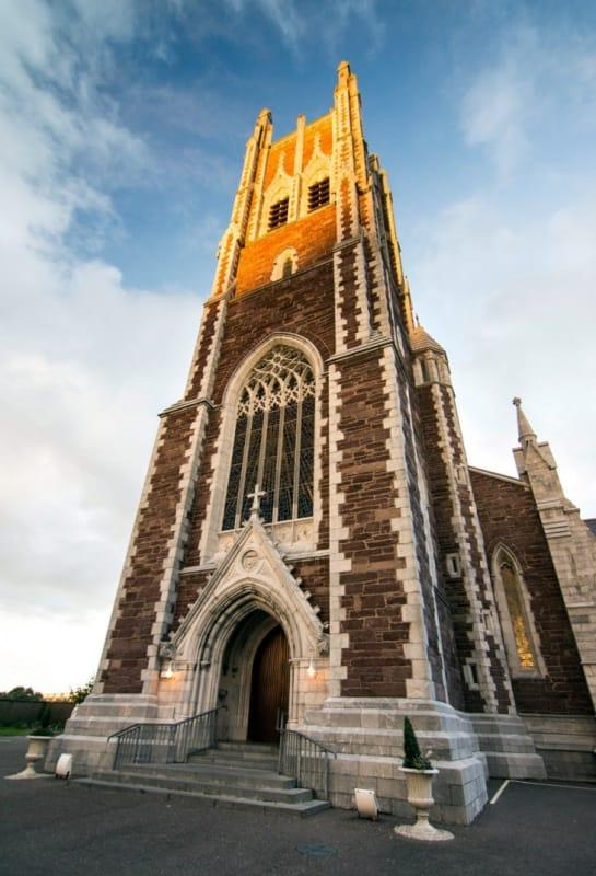 コーク有数の美しい建物「聖アンナ・マリア大聖堂」
