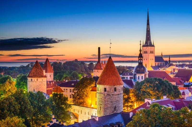 タリン(Tallinn)/エストニア