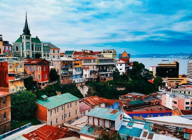 バルパライーソの海港都市ってこんなところ