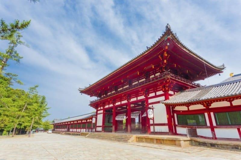 52772:東大寺建立と奈良時代の反乱そして長岡京への遷都
