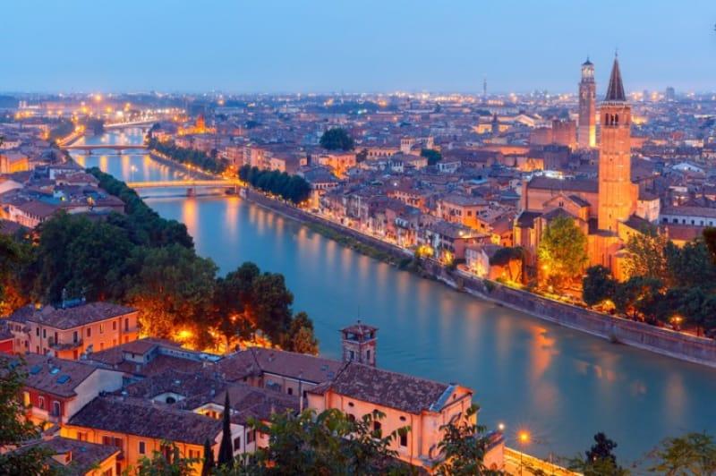 恋する街、ヴェローナ/イタリア