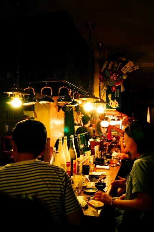 吉祥寺 みかづき酒房