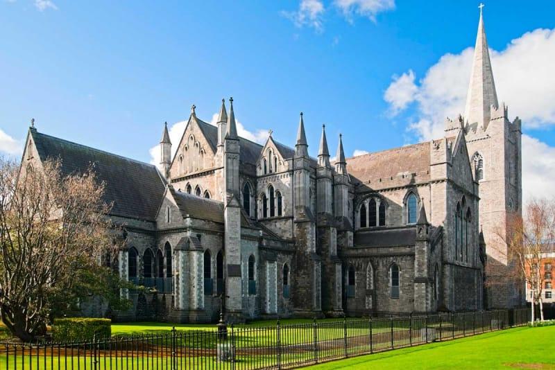アイルランドに来たら外せない場所・セントパトリック大聖堂