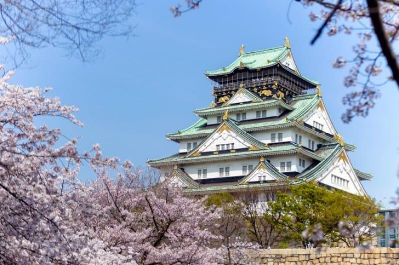 秀吉の夢の跡・大阪城