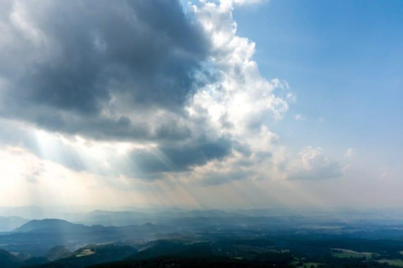 大山が中国地方の最高峰になったわけ…