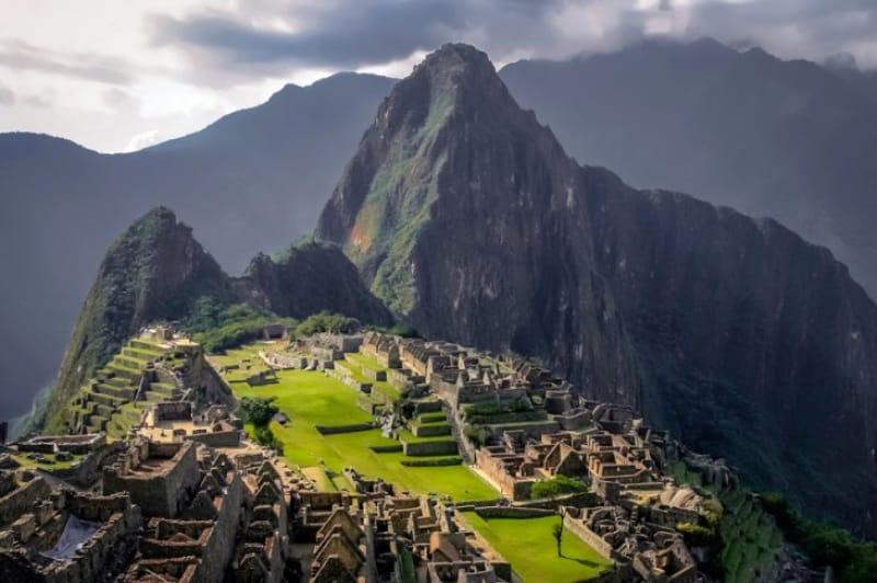 ペルーの世界遺産と言ったら、やっぱりマチュピチュ!