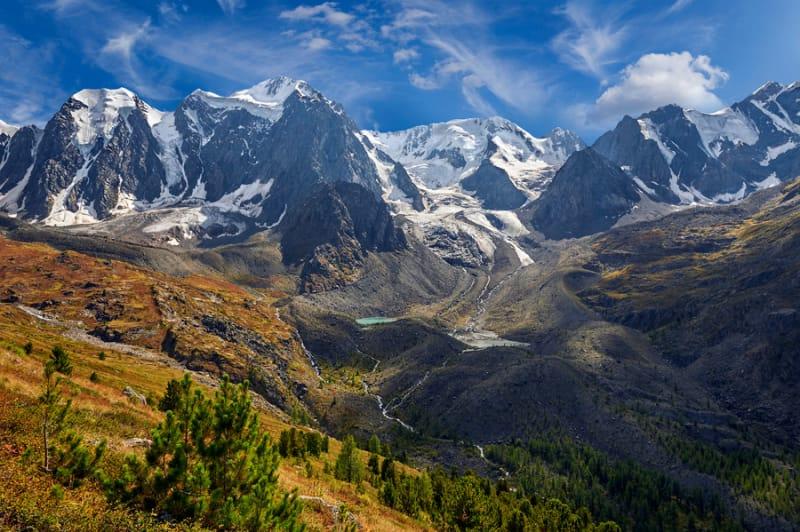 アルタイ山脈の岩絵地群 2011年世界文化遺産登録