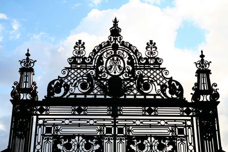 エリザベス女王が過ごす・ホリールード宮殿