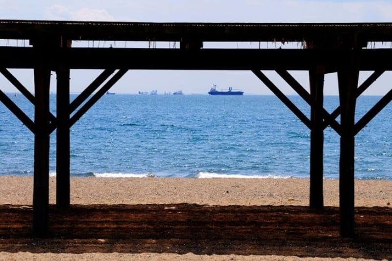 日本初の人口浜がある海浜公園