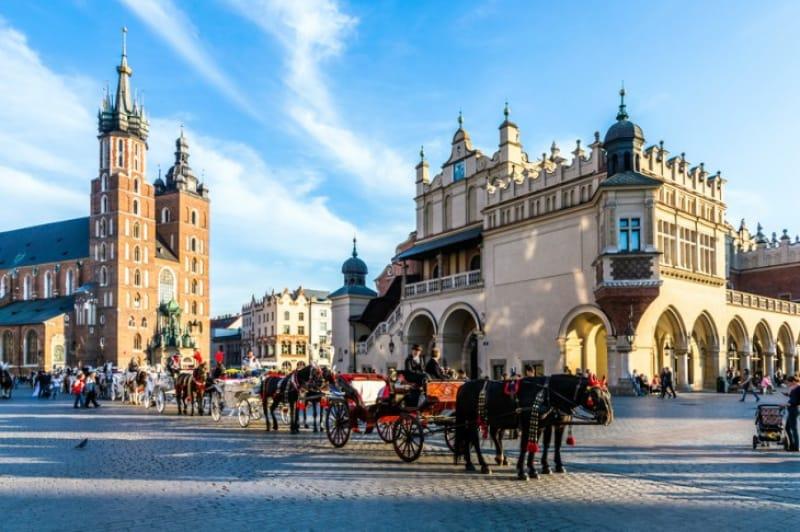 ふしぎなふしぎな、中世のポーランド