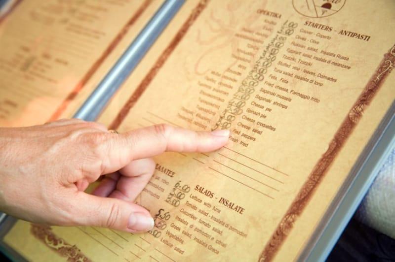 ローマのレストランで日本語は通じるの?