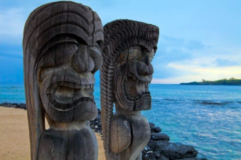 ハワイ島に神様が帰ってきた!