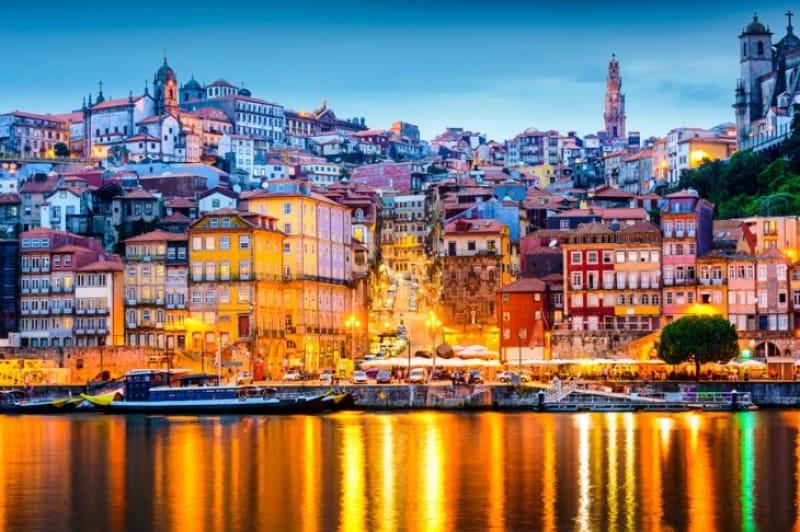 ポルト歴史地区/ポルトガル