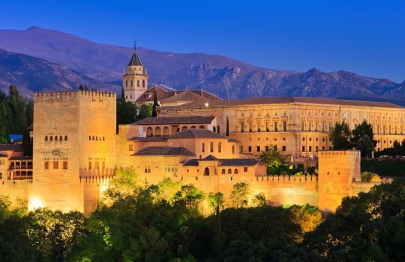 アルハンブラ宮殿/スペイン