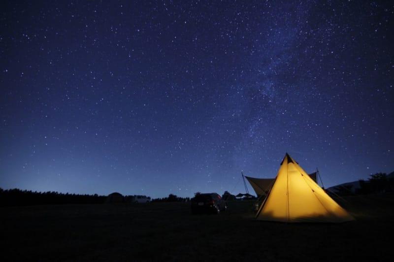 高ボッチ高原でキャンプはできるの?
