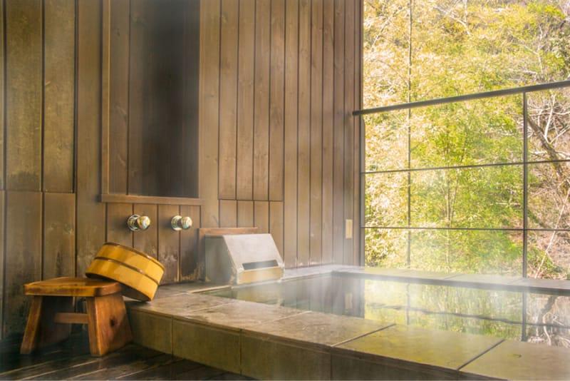 立ち寄り湯もまた格別・湯布院温泉