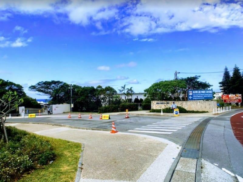 103304:2-1.自動車で沖縄美ら海水族館へアクセス