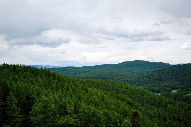 大山ブルカン・カルドゥンとその周辺の神聖な景観 2015年 世界文化遺産登録