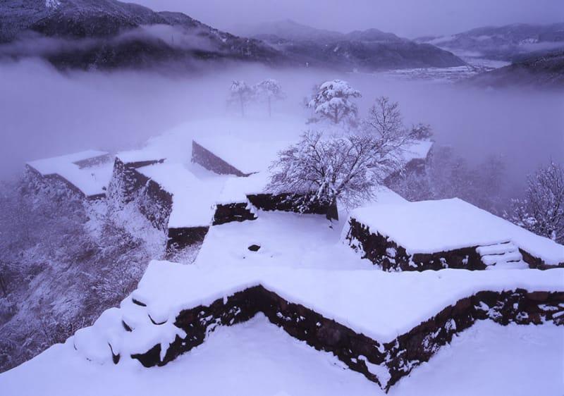 冬の景色も絶景です