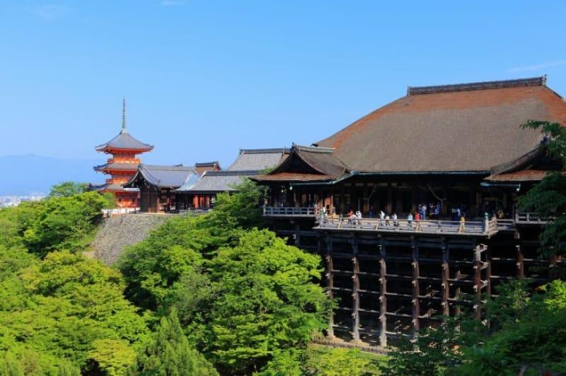 清水寺ってどこにあるの?