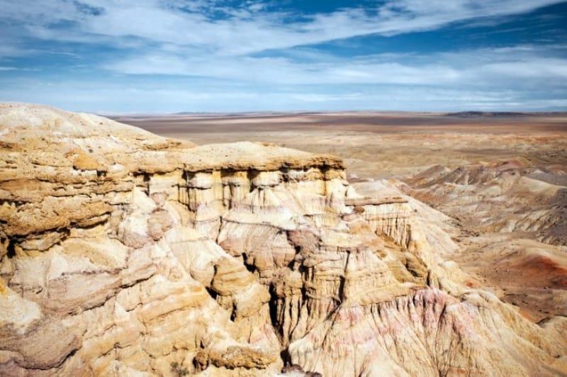 恐竜王国 モンゴル