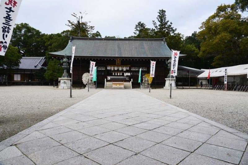 日本の始まり・伊弉諾神宮