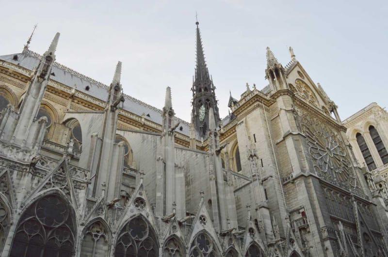 聖なる礼拝堂・サント・シャペル