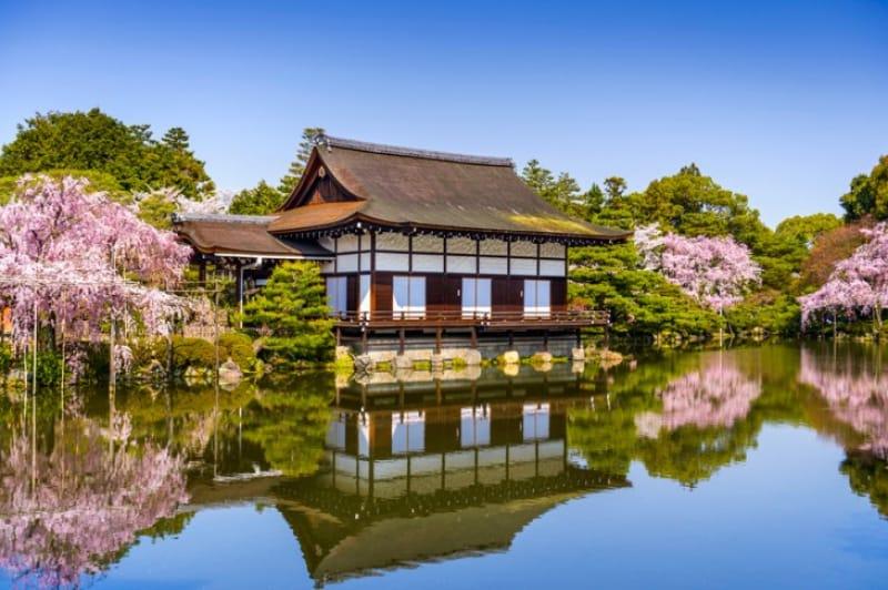 (8)「平安神宮」を巡る日帰りプラン